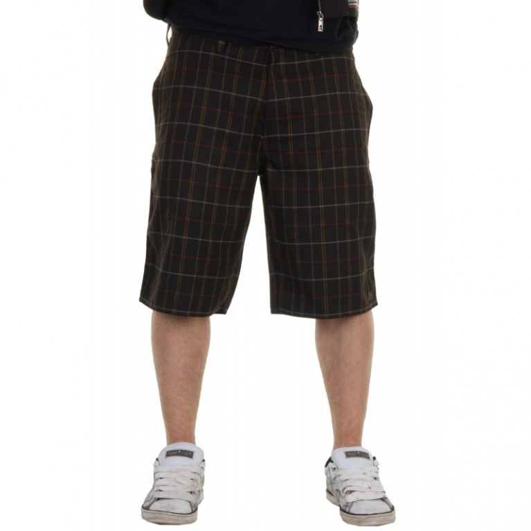 Шорты Matix Barron Shorts Chocolate Black