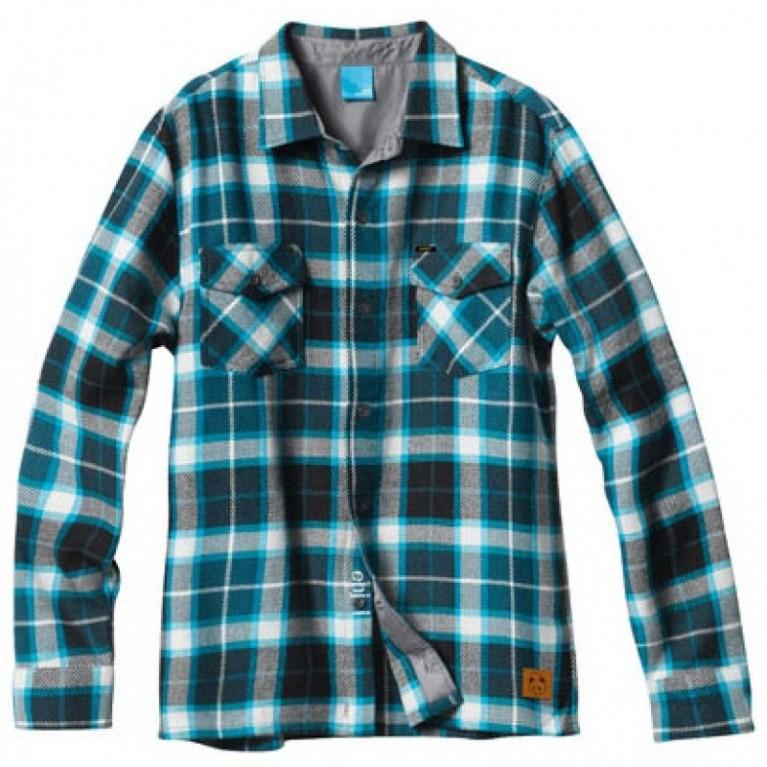 Рубашка Enjoi Turquoise