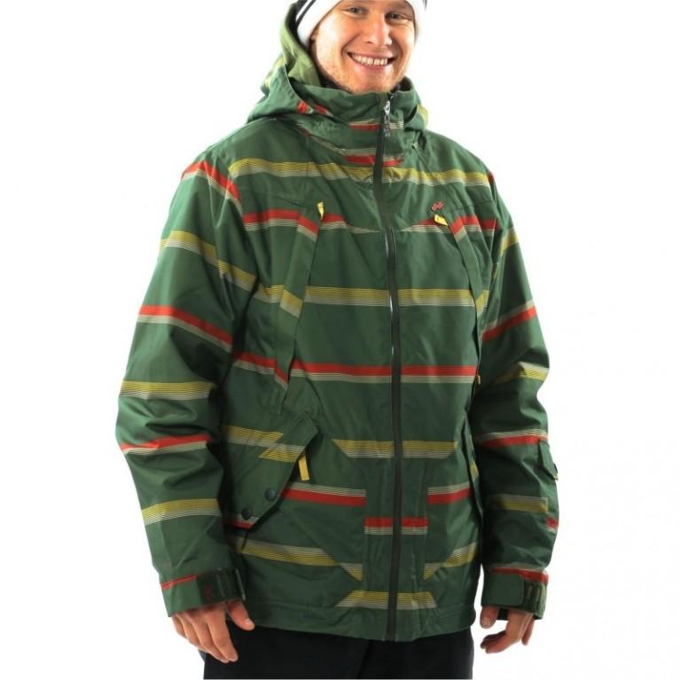 Куртка Foursquare CL 3 Arroyo Latitude prtlnd pine