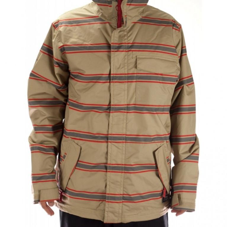 Куртка Foursquare Truss Graindraft Lines