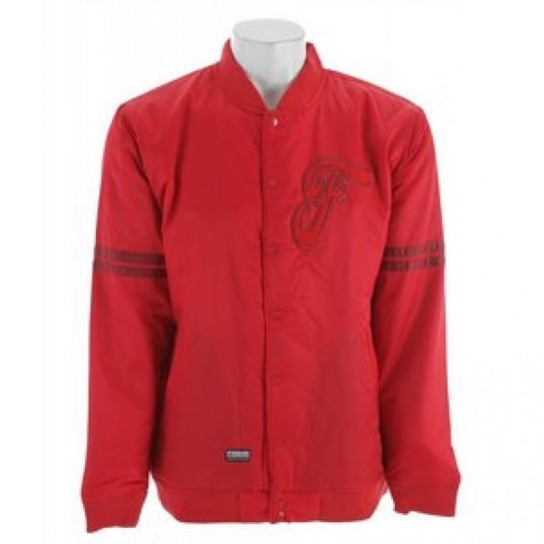 Куртка Forum Stadium Snowboard Jacket Red