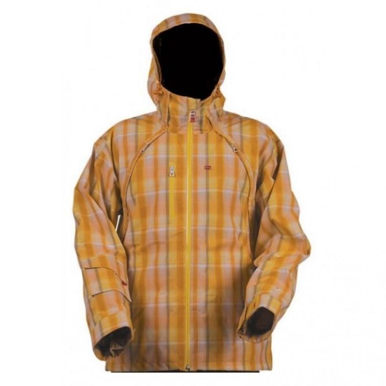 Куртка Foursquare Omar S1 Sunbrst Pldrn Jacket