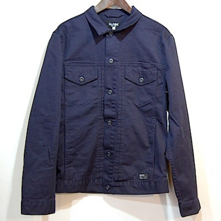 Куртка Globe Goodstock Jacket Blue