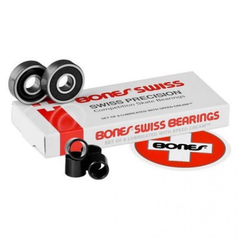 Подшипники Bones Swiss 8mm