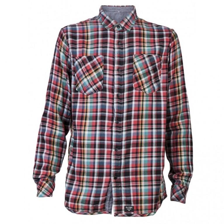 Рубашка Globe Barton Multi