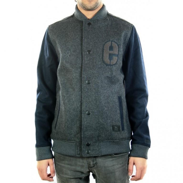 Куртка ETNIES Dropout Jacket Harbor blue