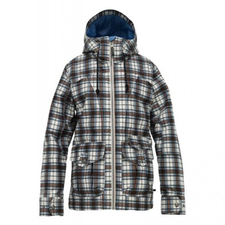 Куртка Burton Method Jacket Canvas Gypsy Plaid