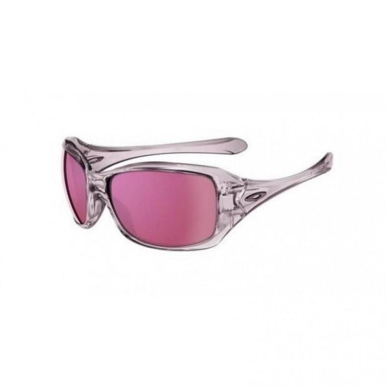 Очки солнцезащитные женские Oakley Speechless Crystal Pink w/G20 03-585
