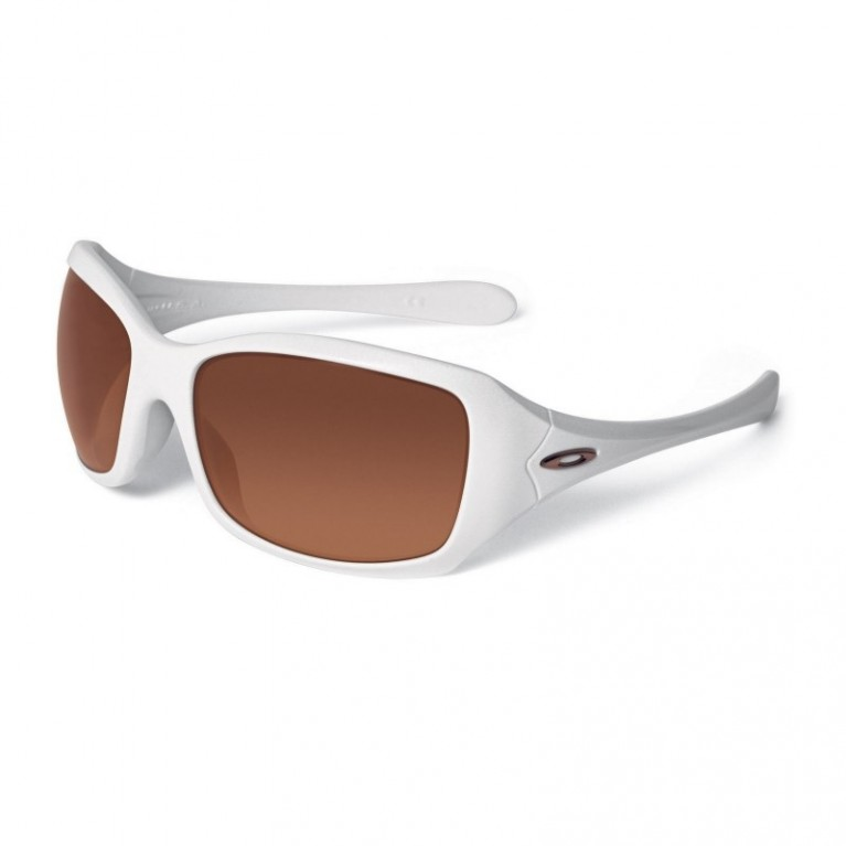 Очки солнцезащитные женские Oakley Ravishing Pearl w/VR50 Brown Gradient, 03-400