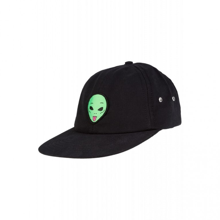 Кепка RIPNDIP We out Here Black