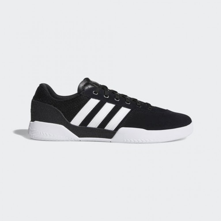 Кеды Adidas City Cup core black