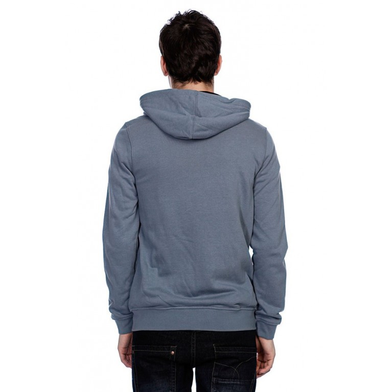 Толстовка Altamont BROYO ZIP HOOD harbor blue
