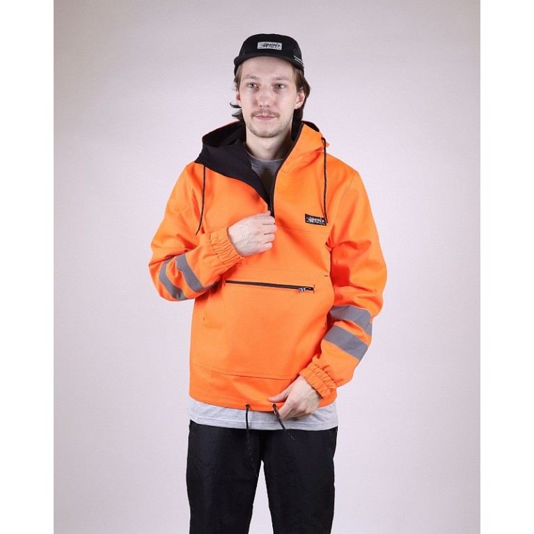 анорак anteater cotton-rf orange