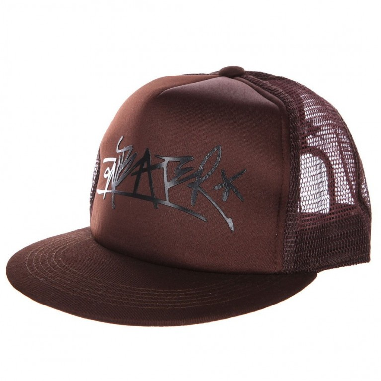 Кепка Anteater trucker-brown