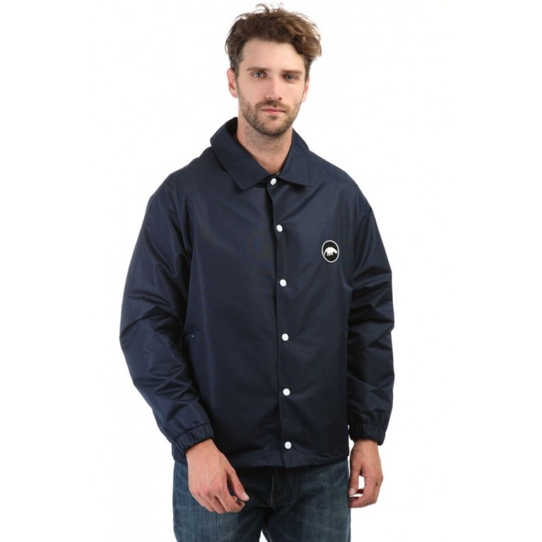 куртка anteater coachjacket-navy