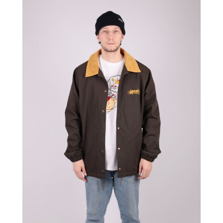 Куртка ANTEATER Coachjkt-Brown