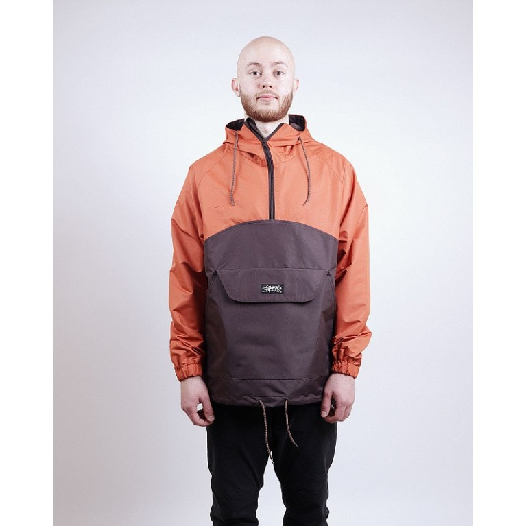 анорак anteater anorak-pc combo-orange