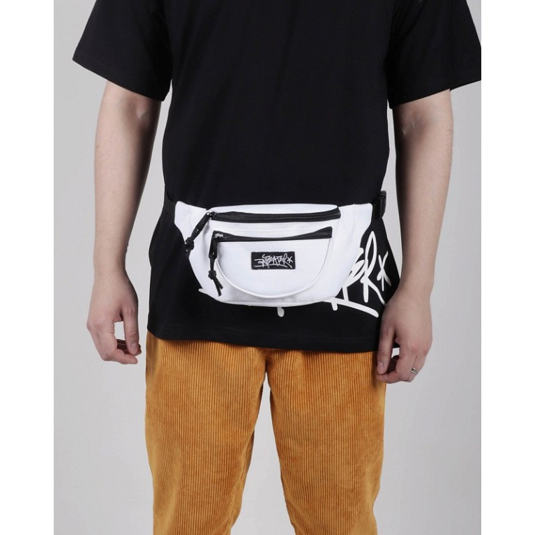 Сумка Anteater Waistbag-White