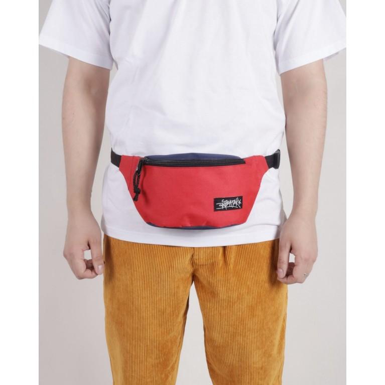 Сумка Anteater Waistbag-Light_Navy-Red