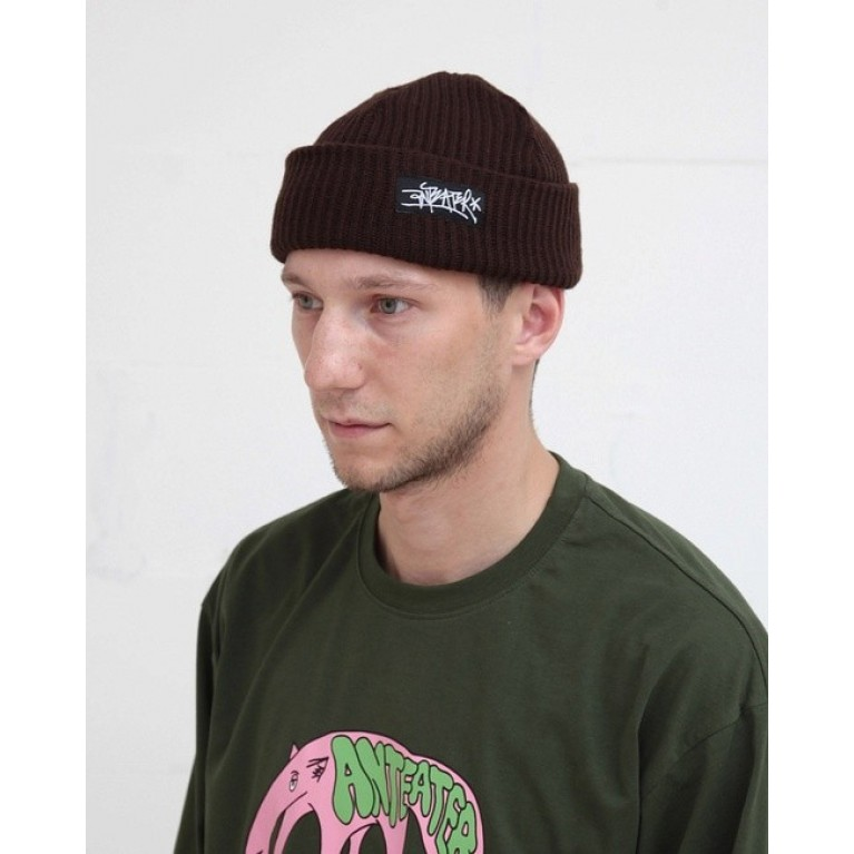 Шапка Anteater Ant-hat2-Brown