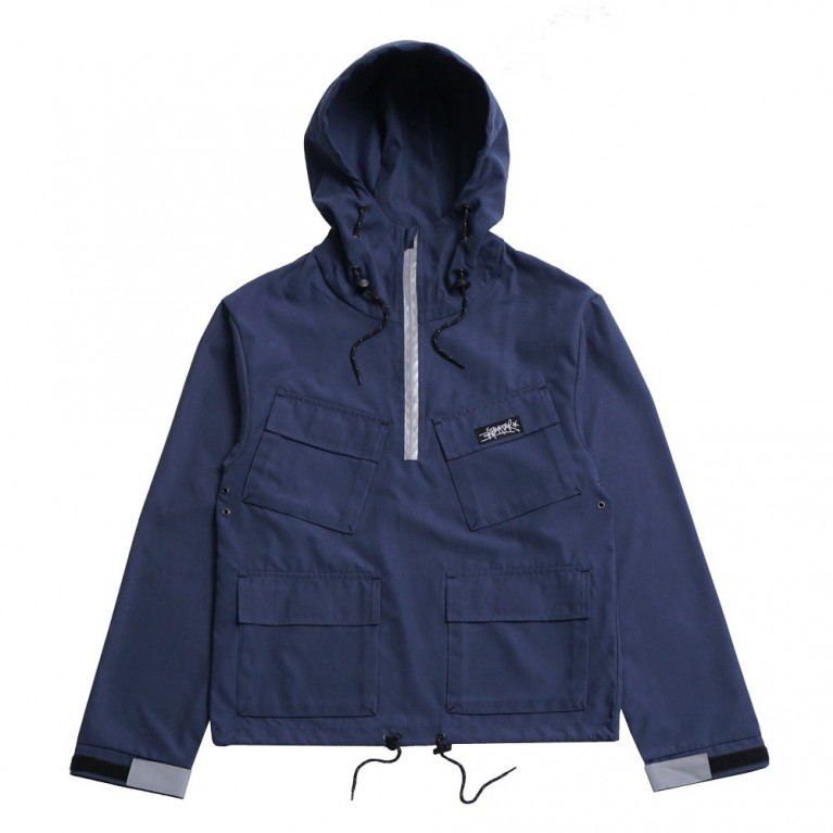анорак anteater cotton-rf navy