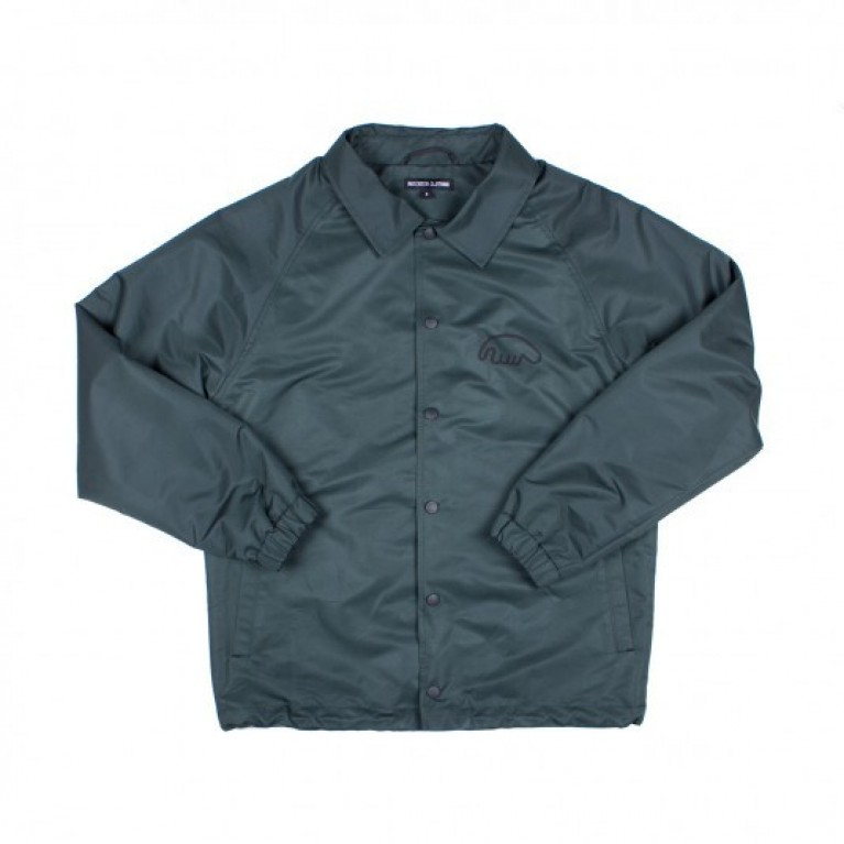 Куртка anteater coashjacket-green