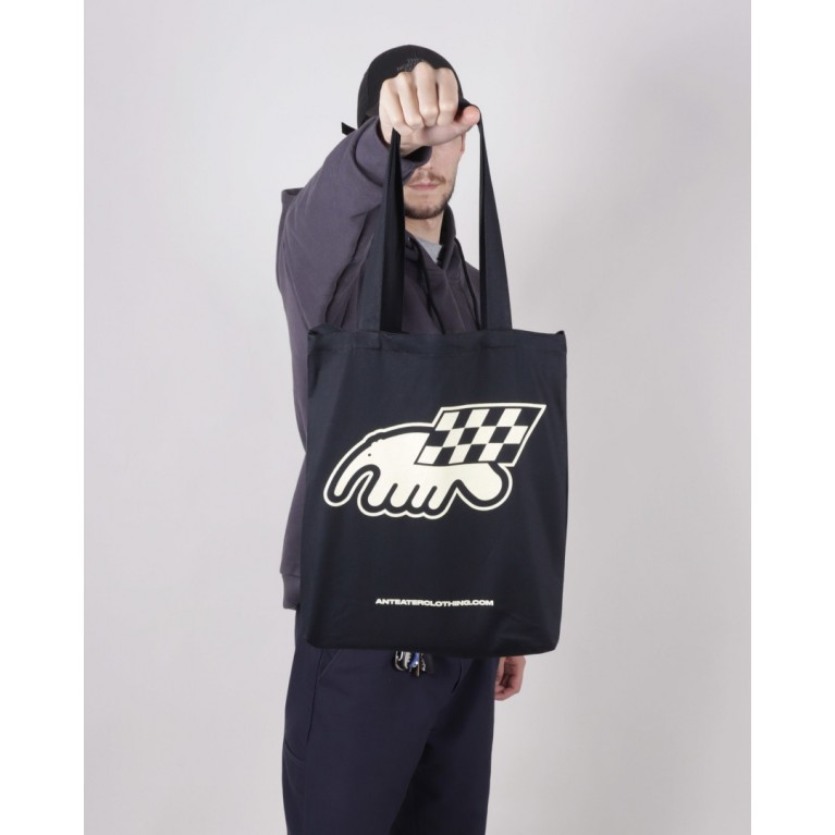 Сумка Anteater shopperbag-black_logo