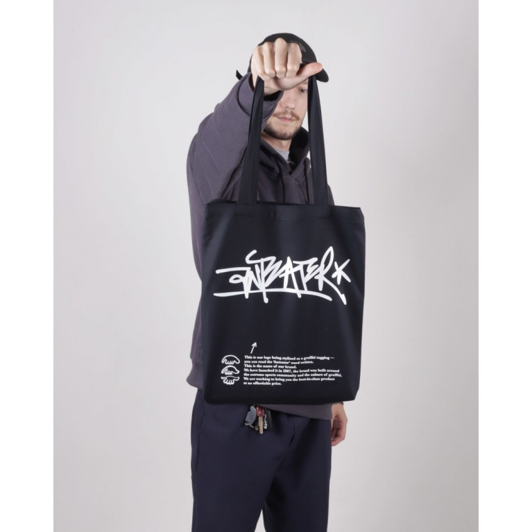 Сумка Anteater shopperbag-black_tag