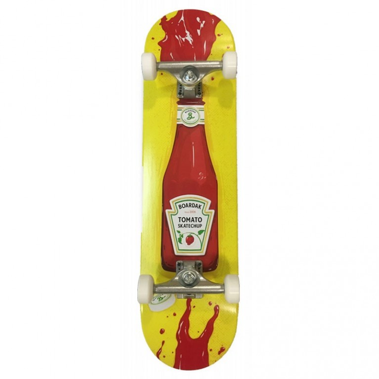 "Скейтборд в сборе Boardak B-Skatechup 8,125"""