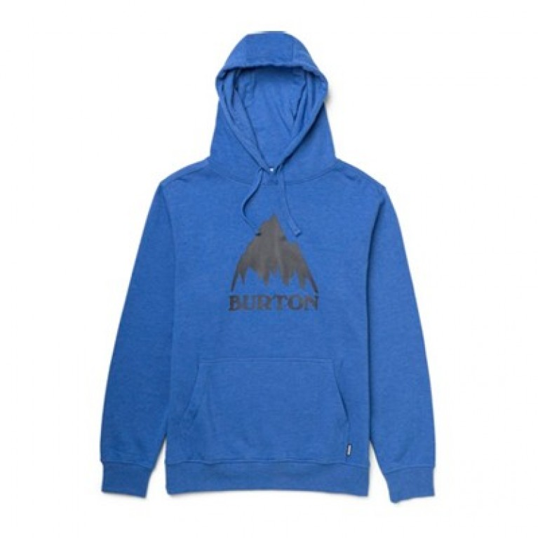 Burton Classic Mountain Pullover Cyanide Heather