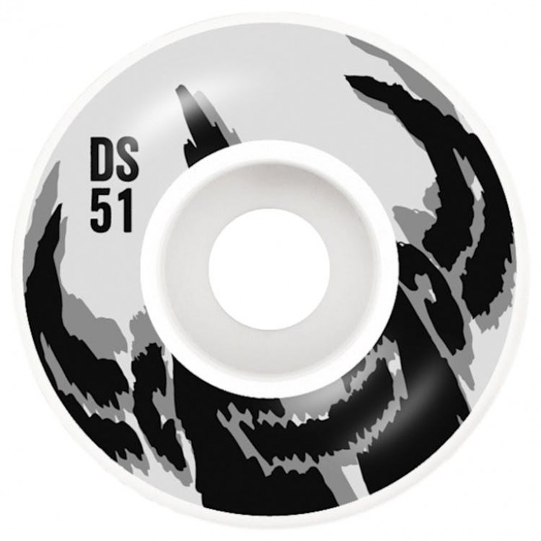 Колеса Darkstar Dissent Wheel Silver 51mm
