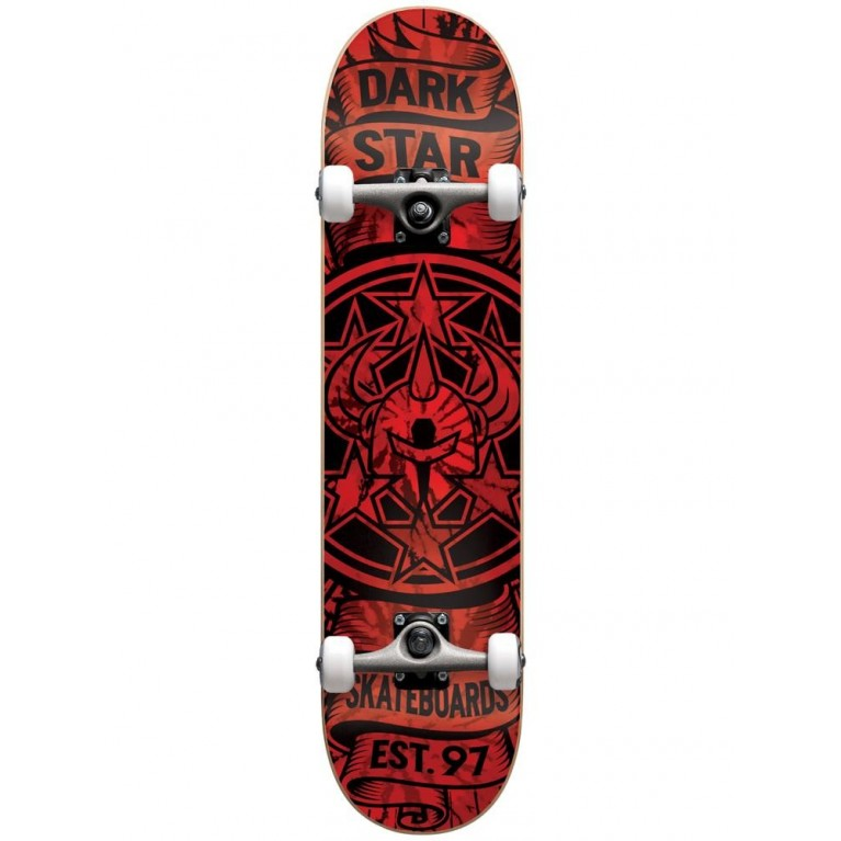 Скейтборд в сборе Darkstar SS19 Civil Red 7.625