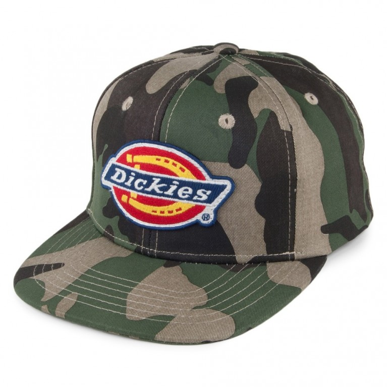 Бейсболка Dickies Muldoon Camouflage