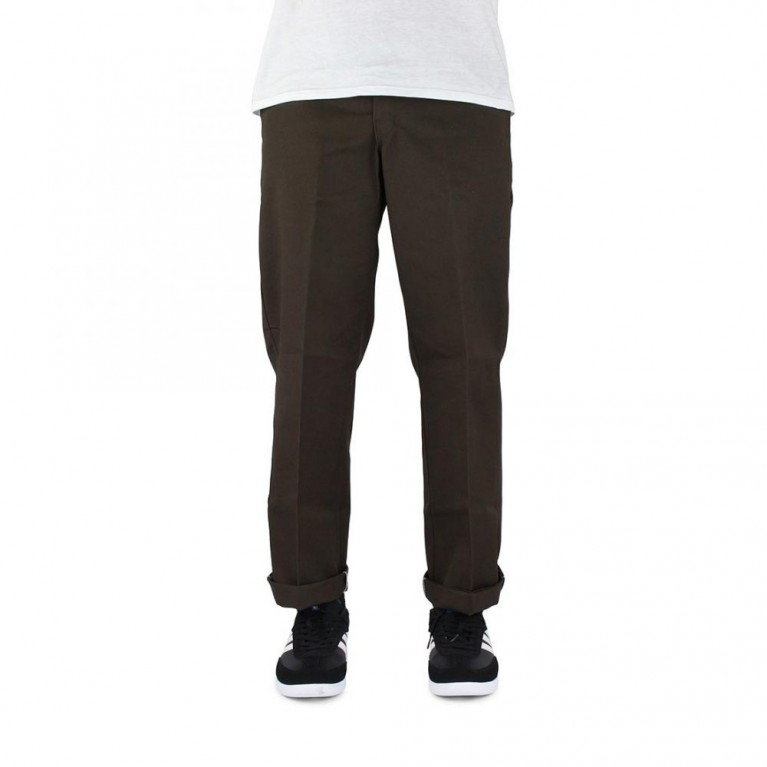 Брюки м Dickies Original 874® Work Pant Dark Brown