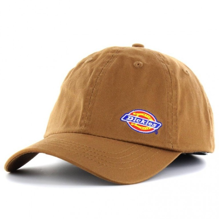 Бейсболка Dickies willow city brown duck