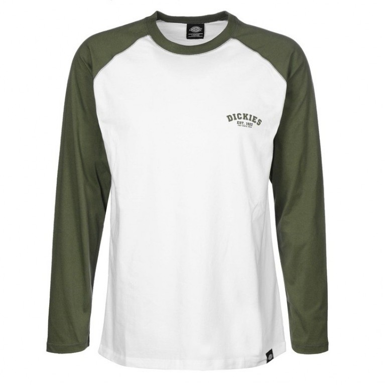 Лонгслив Dickies Baseball Olive