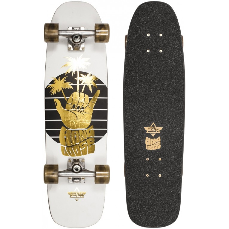 "круизер dusters shaka cruiser 29"" gold"