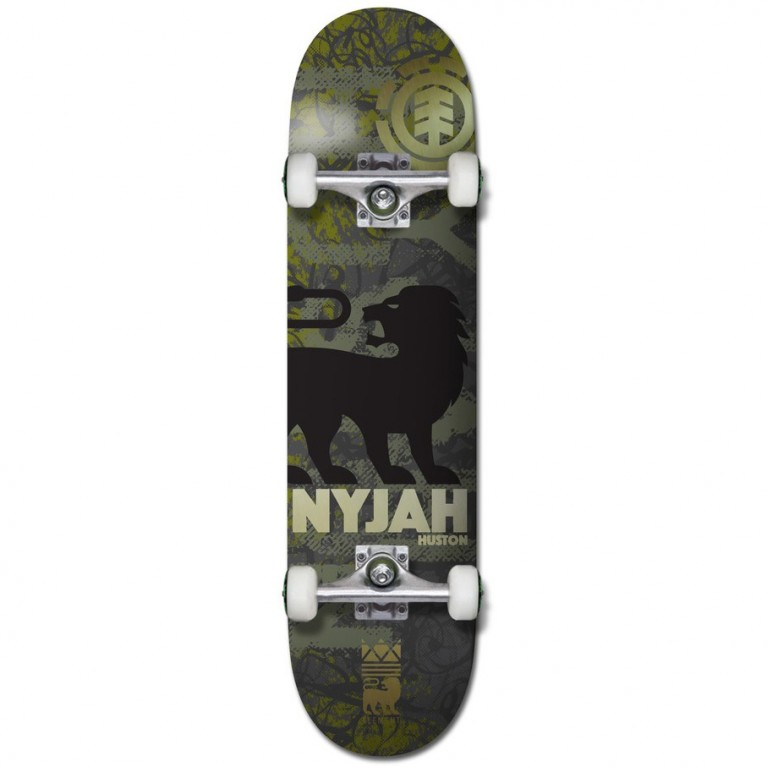 Скейт в сборе Element Nyjah Texture SS19 7.75