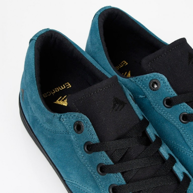 Emerica Indicator Low Teal/Black