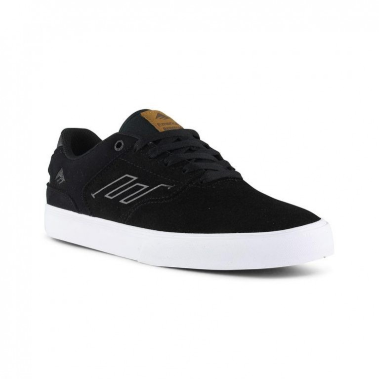 Emerica The Reynolds Low Vulc Black
