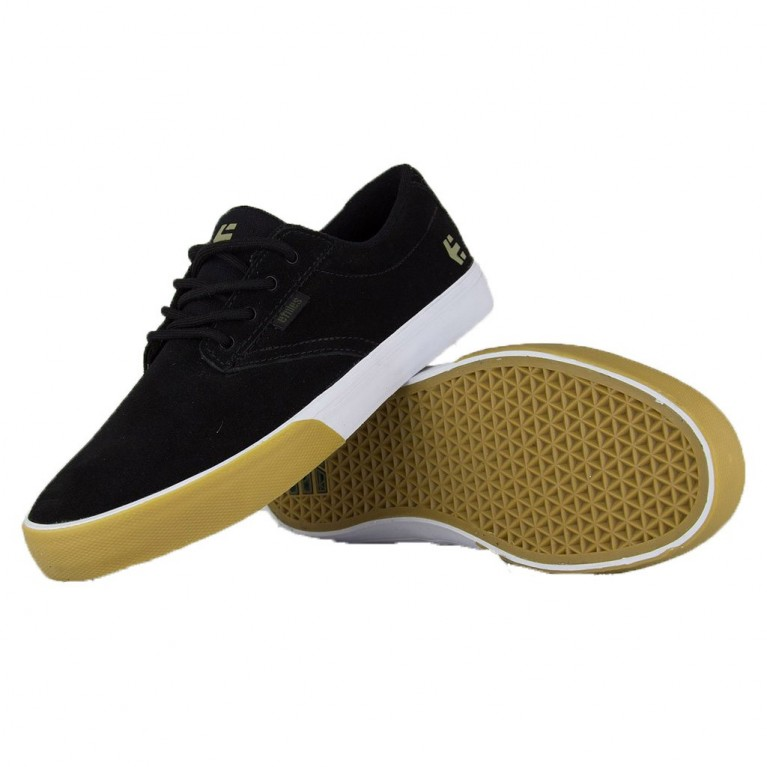 Кеды Etnies Jameson Vulc black/gum/white