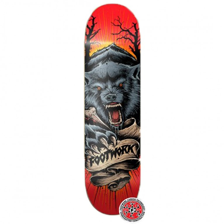 Дека Footwork Carbon Wolf 8.0
