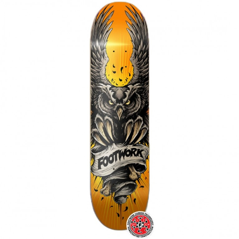 Дека Footwork Carbon Owl 8.125