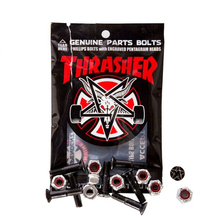 винты independent thrasher bolts phillips hardware 7/8