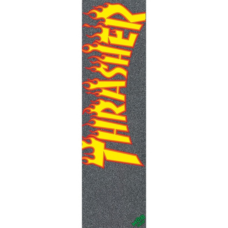 Шкурка Mob Thrasher Yellow an Orange Flame