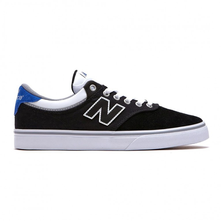 Кеды New Balance Numeric NM255 Black/Royal