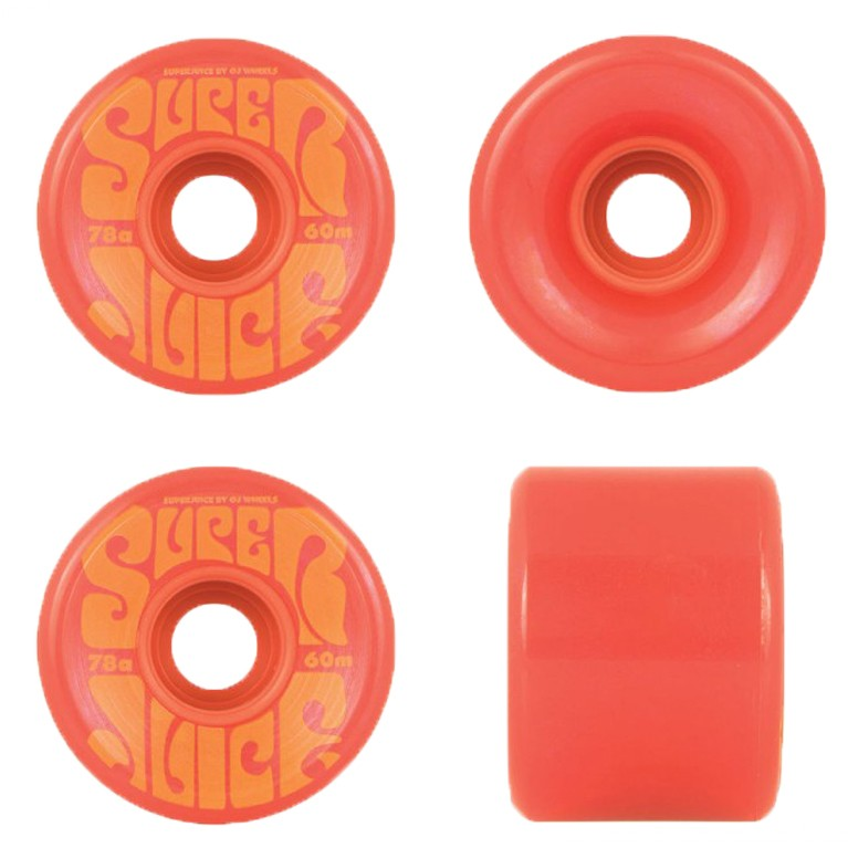 Колеса OJ Super Juice Red 78a 60mm
