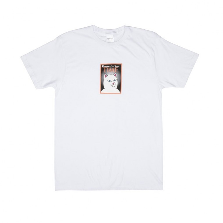 Футболка Ripndip Nerm Of The Year White