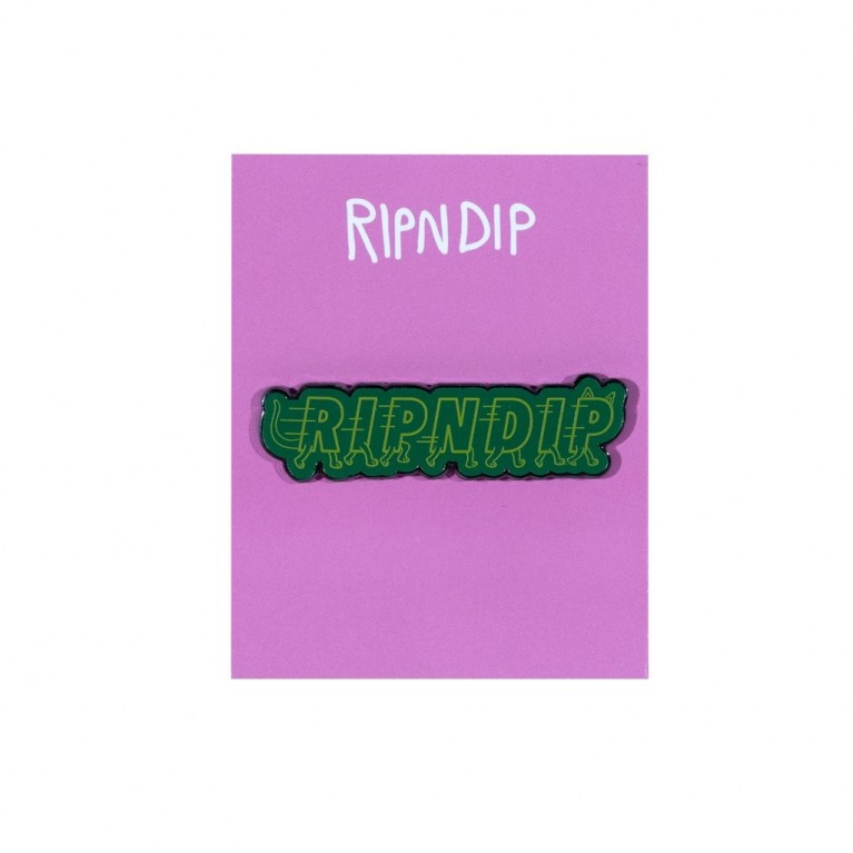 Значок Ripndip Light Speed Pin