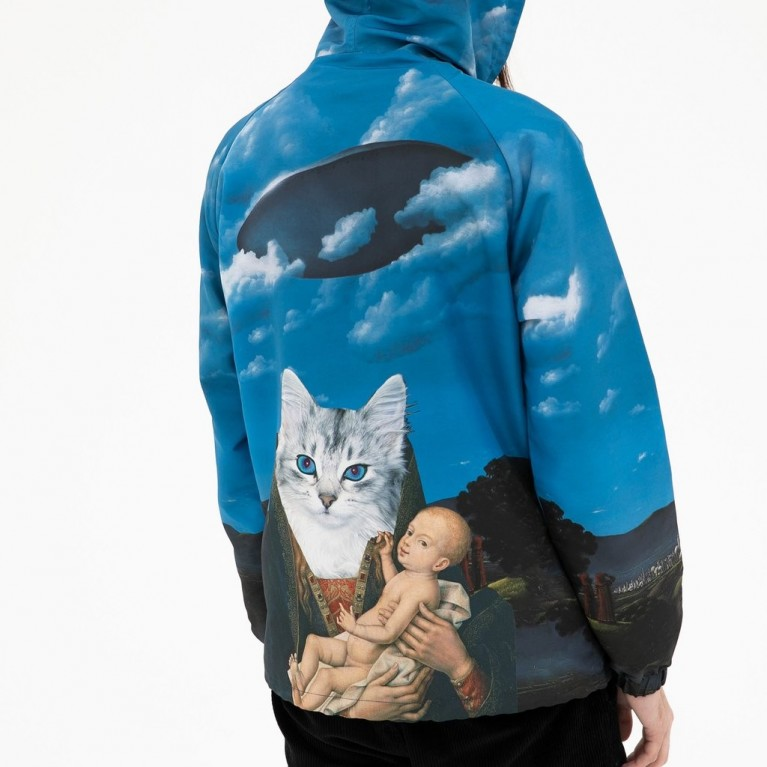 Куртка Ripndip Hold Me Hooded Coach Jacket Navy